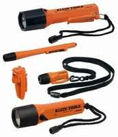 Klein Tools Introduces New Line of Flashlights with Advanced Technology LEDs
