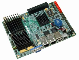 SBC supports Intel's dual core processors and GME945 chipset.