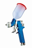 Spray Finishing Gun is designed for making spot repairs.