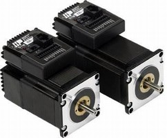 Stepper Drive and Motor Unit are fused into single device.