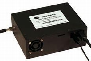 NIR Spectrometer covers 850-2,500 nm wavelength range.