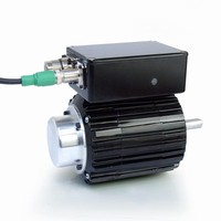 Brushless DC Motor offers up to 100 oz-in. continuous torque.