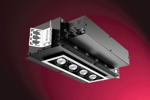 Recessed Light is available in range of lamp choices.