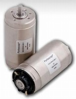 DC Motors offer 150 mNm maximum continuous torque.
