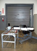 Labeling System is designed for empty boxes.