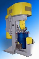 Union Process Produces Custom Dry Grinding Attritor for Power Generation Industry
