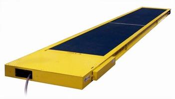 Treadmills offer standard length of 100 ft.