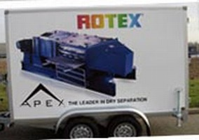 ROTEX Global, LLC, Launches New APEX(TM) Road Show in Europe to Offer Customers Hands-on Experience