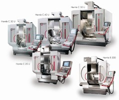 Hermle to Introduce Two New Machining Centers and Demonstrate 5-Axis Capability at IMTS 2008