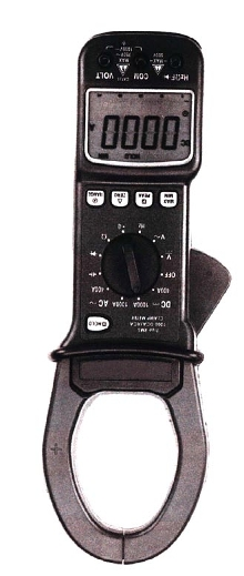 Clamp-On Ammeter is a Category Class III instrument.