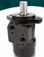 Hydraulic Motors offer low speed and high torque.