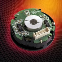 Commutation Encoder features 120°C temperature rating.