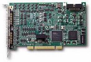 PCI DAQ Card is designed for load cell measurements.
