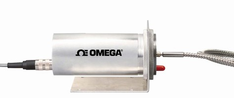 Fiber Optic IR Transmitters feature 1 msec response time.