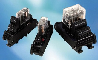Relay Interface Modules are electromechanical.