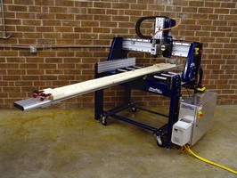 Shopbot Partners with Bishop-Wisecarver on Linear Motion Solution for New Buddy with Powerstick