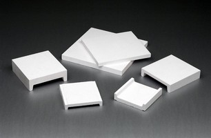 LECO Ceramics Offering Pressed Refractory Shapes