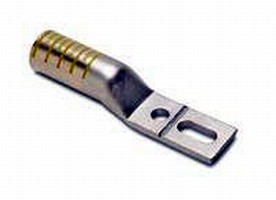 Compression Terminal is made of copper and aluminum.