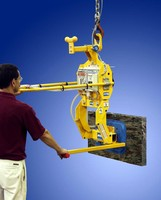 Vacuum Lifter is offered with manual tilter.
