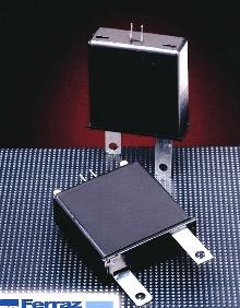 Metal Oxide Varistors protect circuits.