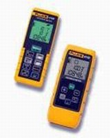 Laser Meters precisely measure distances up to 200 ft.