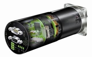 Integrated AC Servo Motor MAC 50 - 141