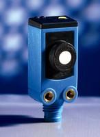 Ultrasonic Sensor detects optically difficult targets.