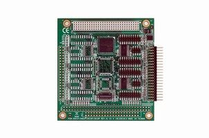 PCI Boards come with automatic RS-485 data flow control.