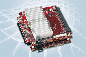 Embedded SBC uses 8 W of power.