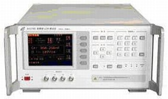 LCR Meter can measure impedance parameter with 0.1% accuracy.