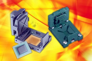 Aries Electronics' New Test and Burn-In and RF Sockets