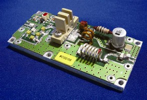 Pallet Amplifier is designed for FM and HDFM radio broadcast.