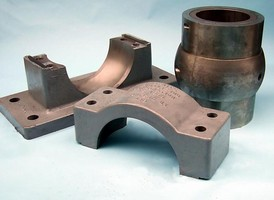Steel Mill Customer Orders Largest GRAPHALLOY® Split Pillow Block Bushing Ever Made