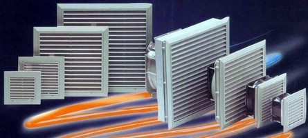 Haewa Expands Filter Fan Line With Five 24VDC Sizes