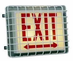 STI Now Offers Protection Against Vandalism of Exit Signs