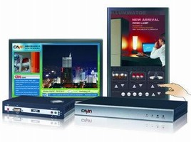 Digital Signage Players are offered in two versions.