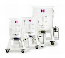 Disposable Pharmaceutical Mixer is configurable.