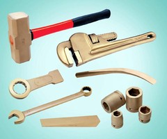 Non-sparking Hand Tools meet ATEX regulations.