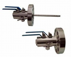 Double Block and Bleed Valves offer low-torque operation.