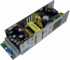 ATX Power Supply has compact 170 x 52 x 39 mm form factor.