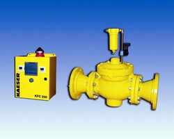 Flow Controllers deliver effective compressed air storage.