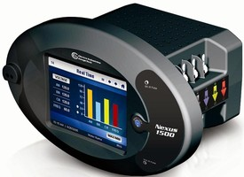 Power Quality Meter captures 10 MHz resolution transients.