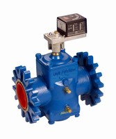 Balancing Valve is designed for multi-circuit HVAC systems.