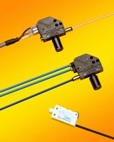 Vacuum and Pressure Switches are adjustable and self-setting.