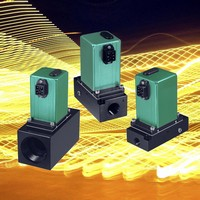 Pressure Compensated Flow Monitors Now Available