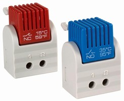 Tamperproof Thermostat FT011 and FTD011 Series