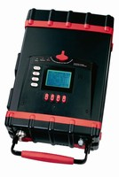 Gas Chromatograph detects sulfur and VOC in natural gas.