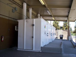 Chemical Hazmat Storage Building Meets User Needs for Managing Multiple, Non-Compatible Materials
