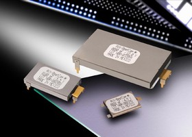 Double Layer Capacitors are suited for wireless applications.