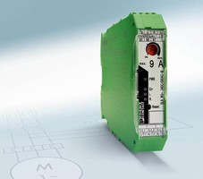 Reversing Contactor combines 4 functions in one package.